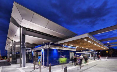 Modular Solution for Mitcham Railway Station
