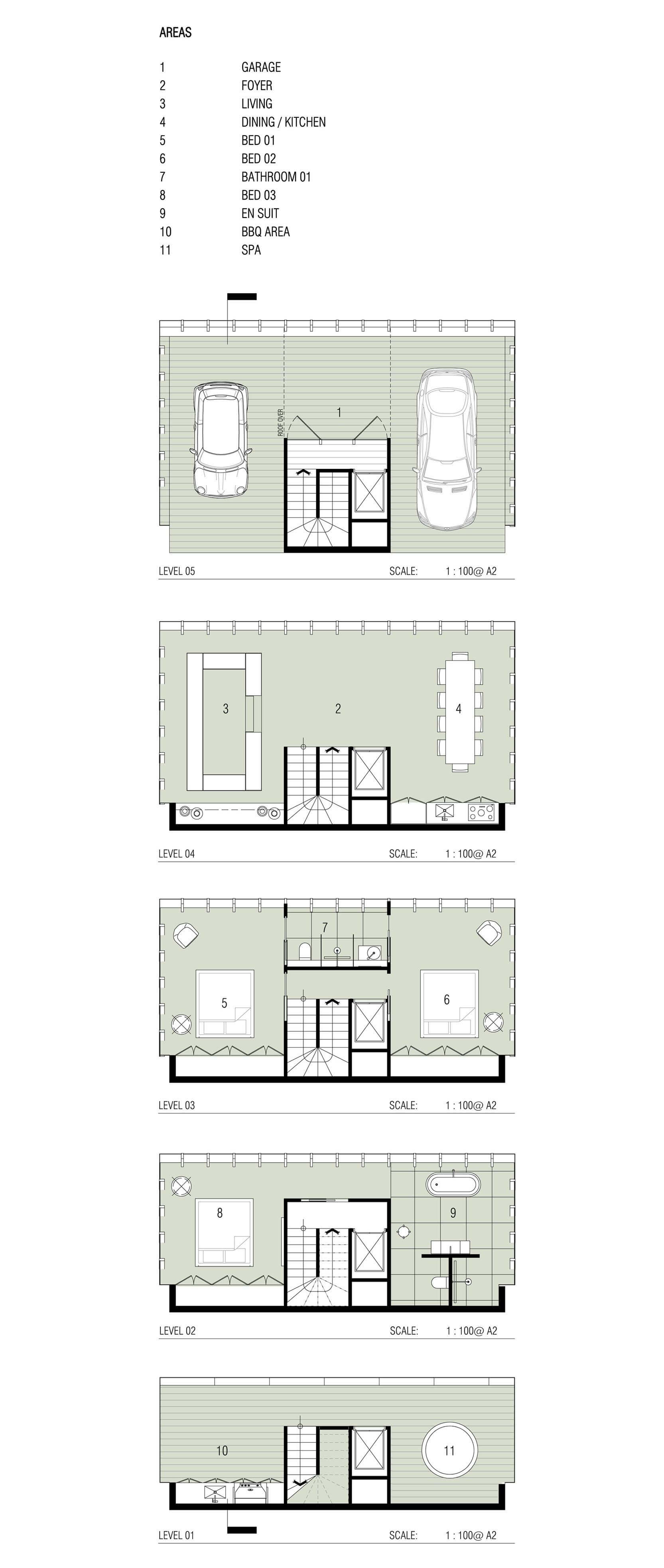 Cliff house by modscape concept modscape Plan my house
