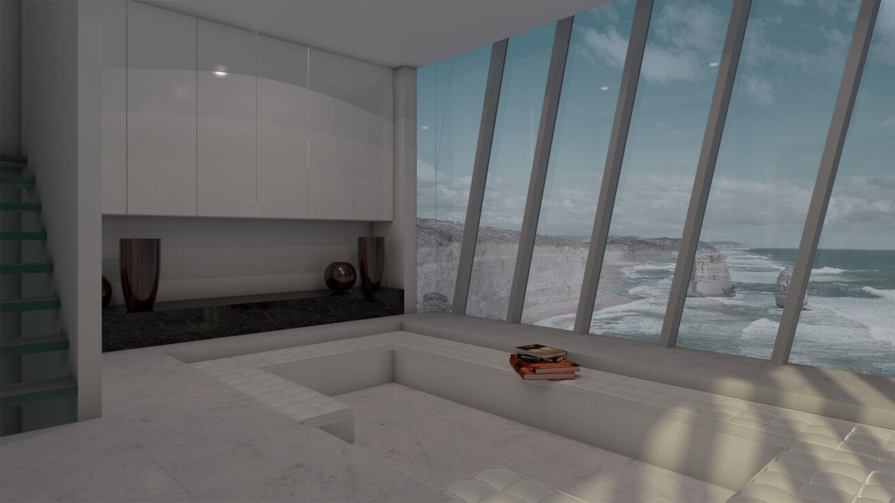 Cliff House By Modscape Concept Modscape