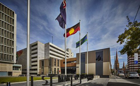 Prefabricated Modular Solution for Australian Catholic University