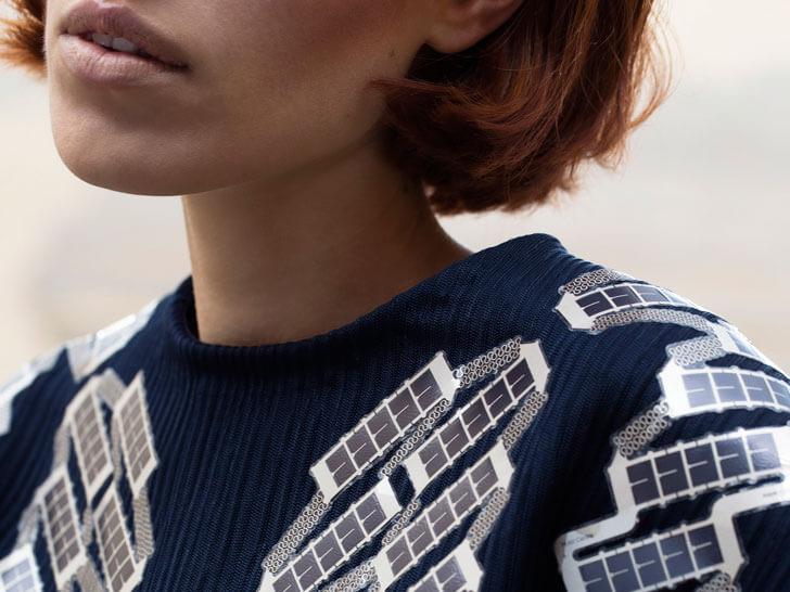 Solar Shirt - Wearable Solar