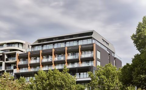 Modular Homes at St Kilda Apartments
