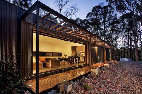 Sustainable House in Daylesford