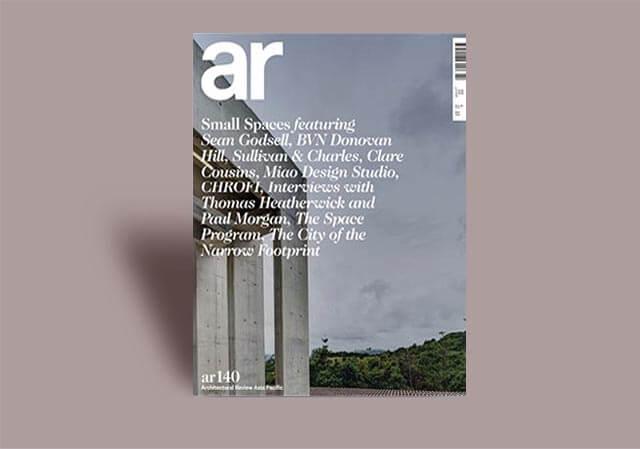 Modscape in AR Magazine