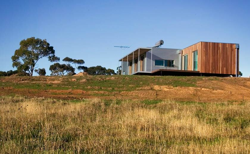 Winchelsea – A Sustainable House Project