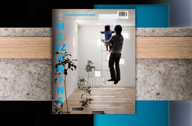 Things we love: Modscape in Mezzanine Magazine