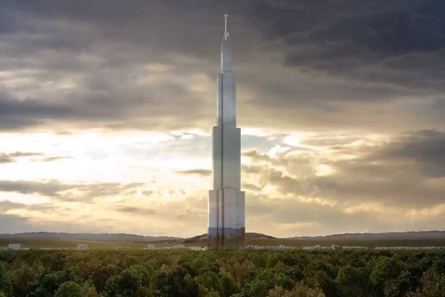 One Building, One City: Prefab Goes Sky High