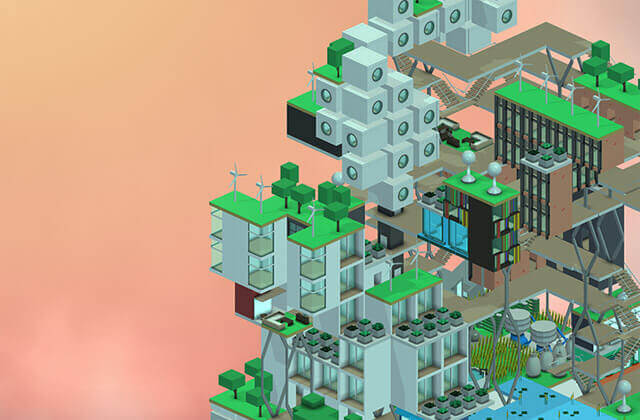 Block'hood – a video game for budding urban planners