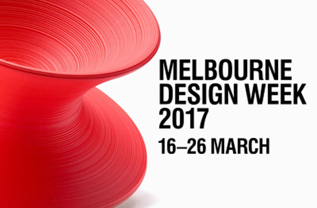 Things we love: Melbourne Design Week 2017