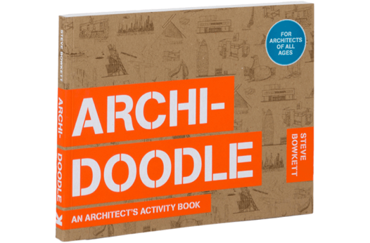 Archidoodle – The Architect's Activity Book