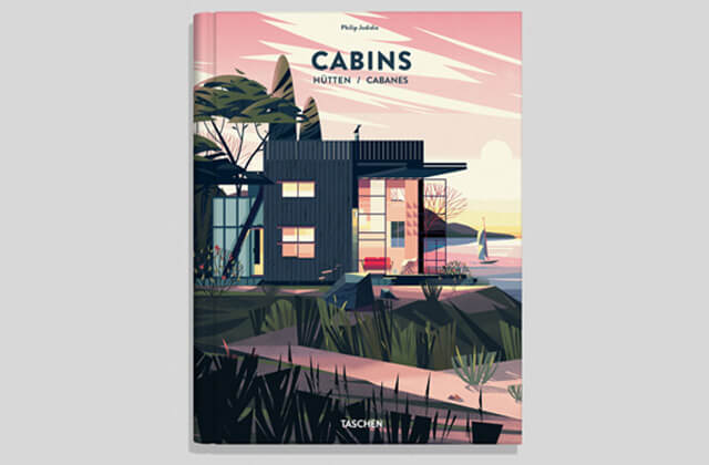 Things We Love: Cabins Book