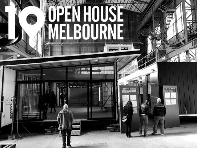 Things we love: being a part of the Open House Melbourne weekend