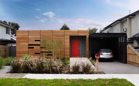 Prefab Home in Yarraville