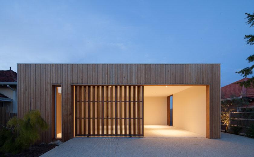 Modern Custom Built Home In Cottesloe Modscape