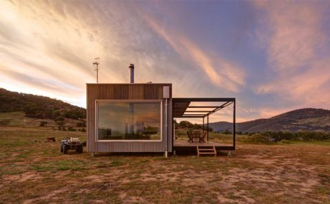 Modular Home in Tintaldra, VIC