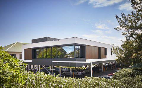 Modular Solution for Beleura Private Hospital in Mornington, Victoria