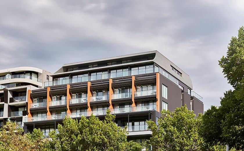 St Kilda Apartments