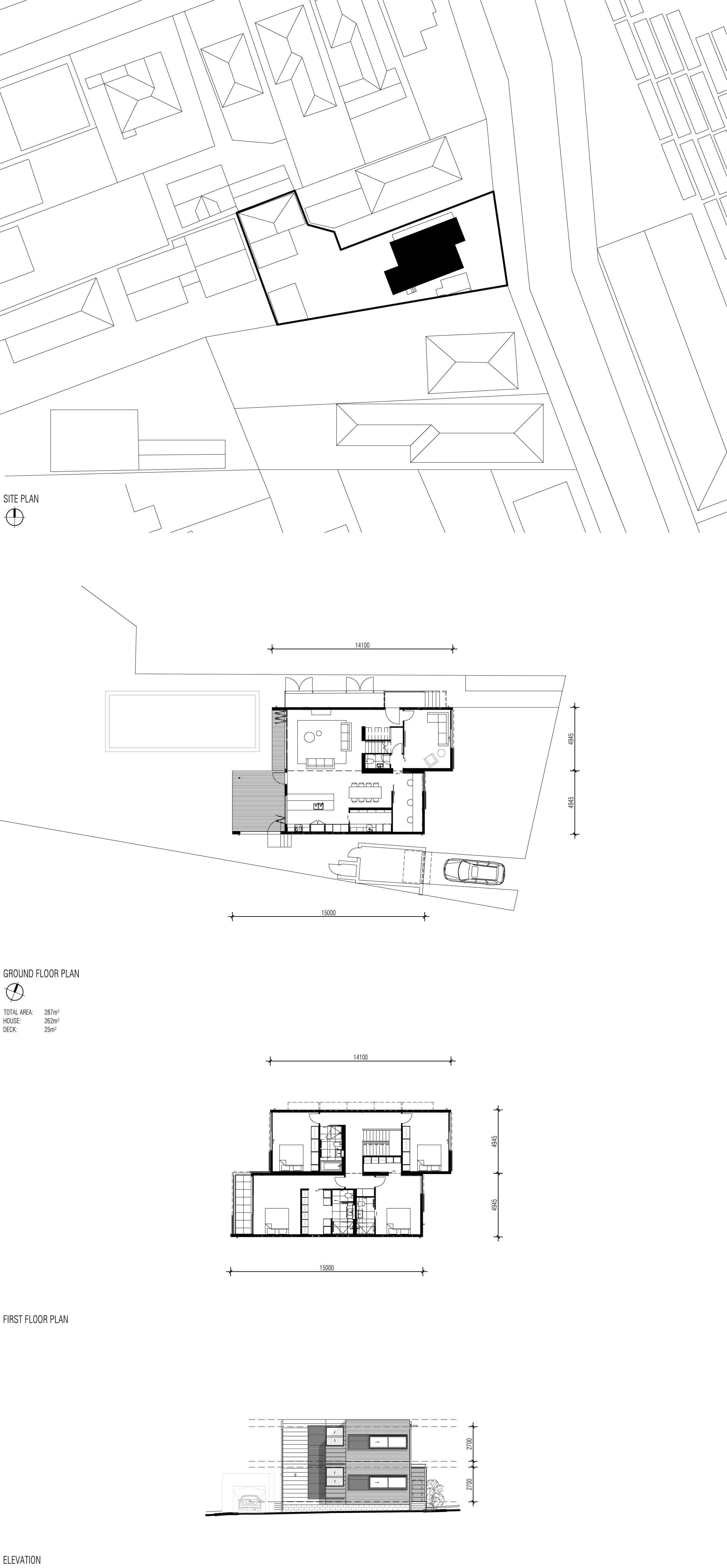 Modular Homes in NSW - Lane Cove floor plan
