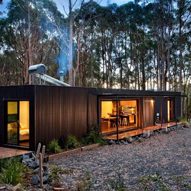 Transportable Homes by Modscape