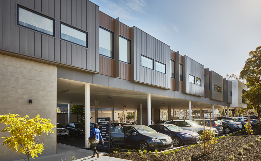 Project Waverley Private Hospital