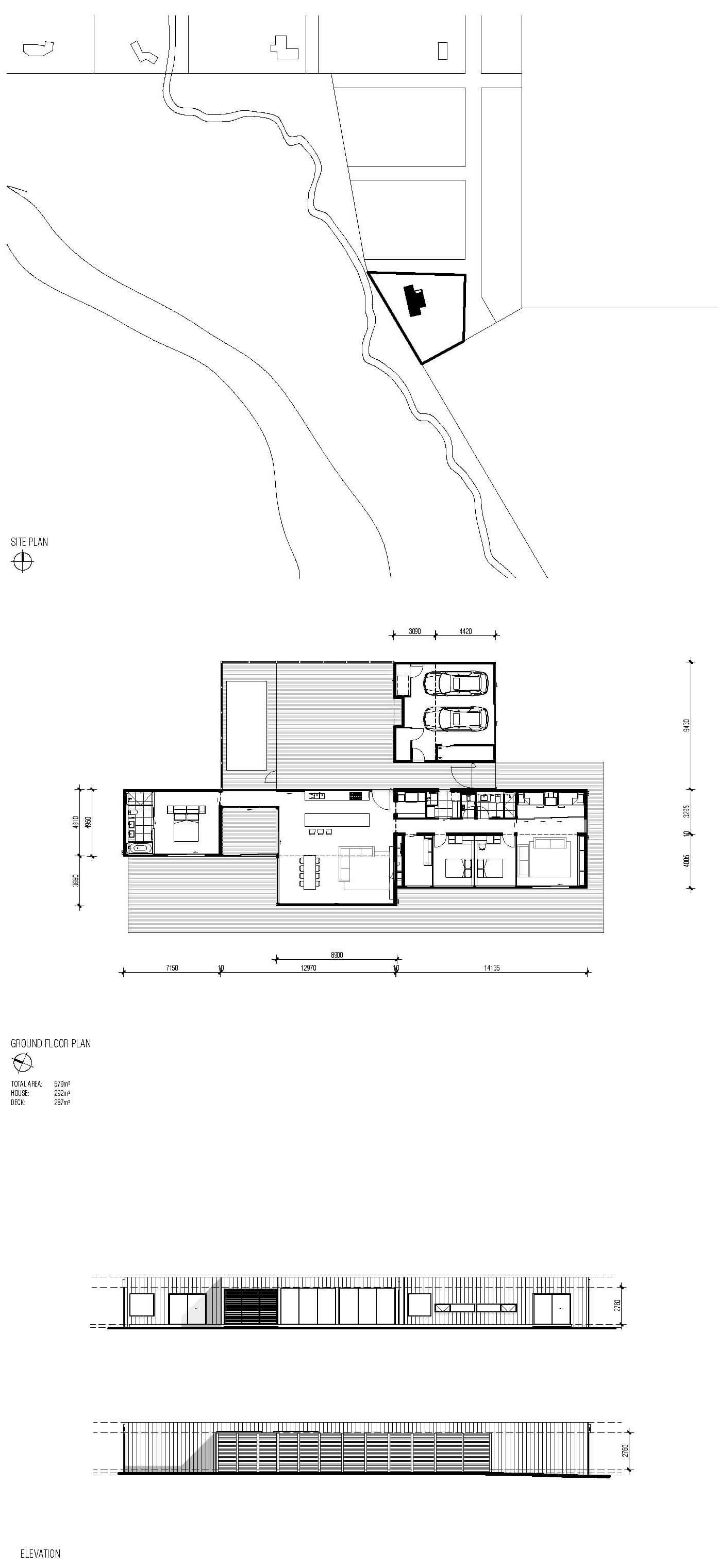 House designs in Australia by Modscape