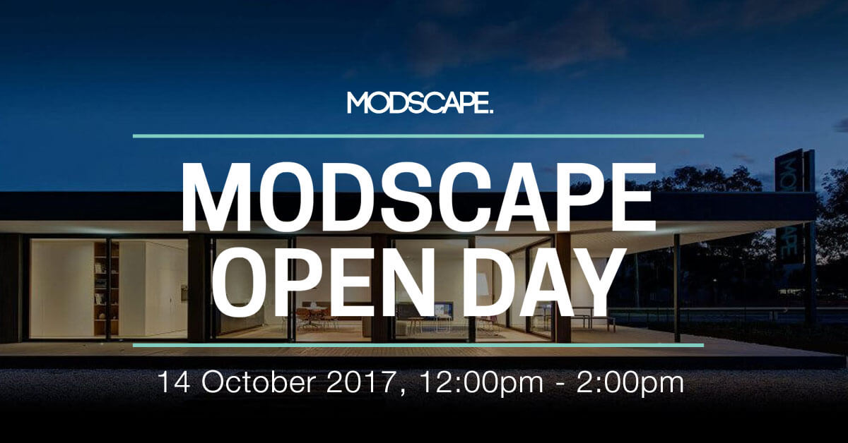 Modscape Open Day 2017