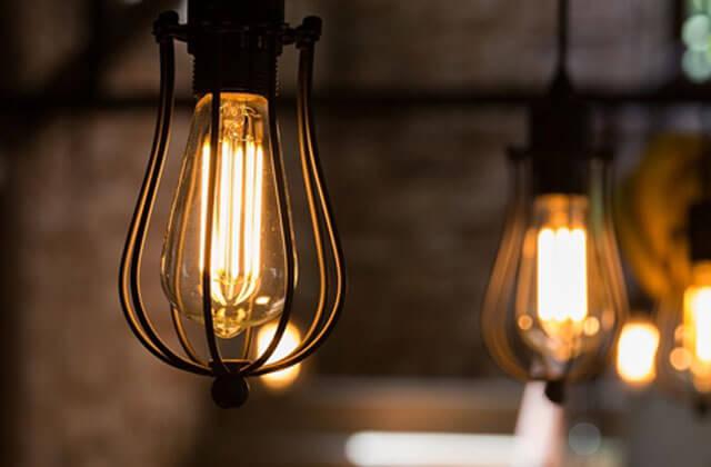 Eco homes using energy efficient lighting