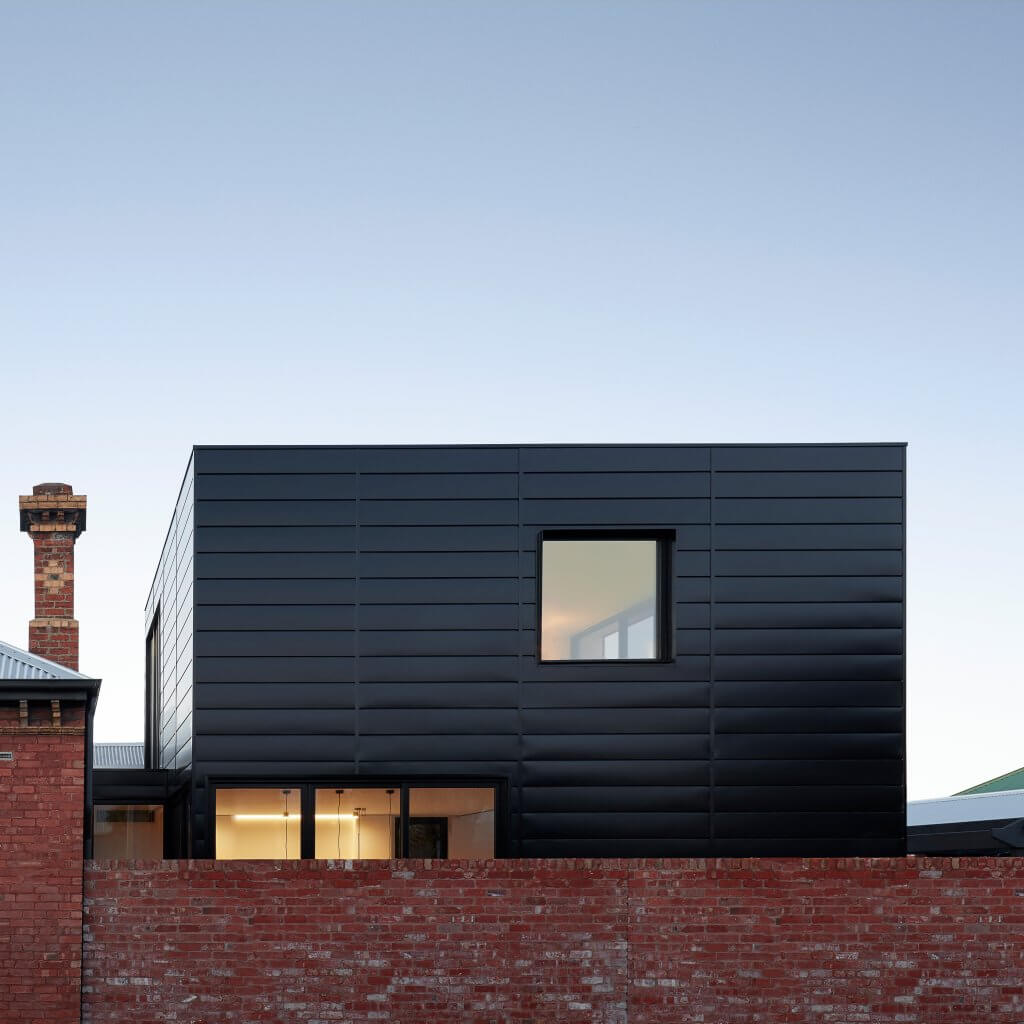 Colorbond steel for prefab homes by Modscape